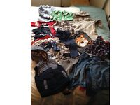 Boys clothes 1-2 and 2-3, bundle 2