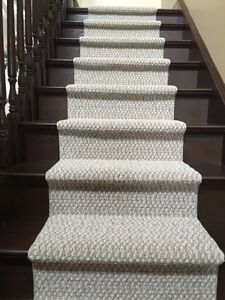 Professional Carpet  stairs  (repair &re-starches) London Ontario image 6