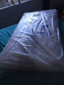 Silent night / silentnight safe nights memory wool Cotbed mattress. New in packet.