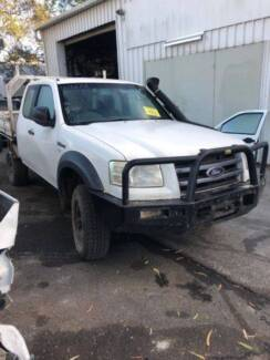 Wrecking Ford Ranger PJ All parts forsale, Multiable utes Nerang Gold Coast West Preview