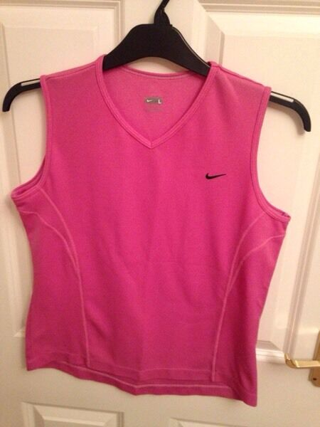 Sportswear Vestsin Ingleby Barwick, County DurhamGumtree - A selection of ladies sportswear vests by Nike, Adidas and New Balance. All size large. Excellent condition some never been worn. Willing to sell separately or all together. Price £2.00 each