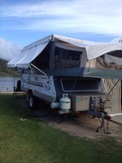 Jayco Eagle Outback 2003 with the lot Pimpama Gold Coast North Preview