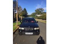 BMW X5 4.4i V8 Sport **LPG Fitted** 2003(53) Automatic