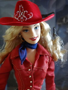 Mattel's Western Chic Barbie 2002 London Ontario image 2