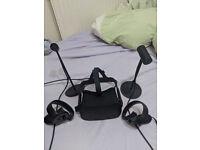 Oculus Rift vr complete kit
