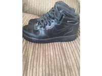 Nike Air Force ones size 7