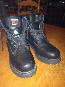 """Safety boots Men's sz 10 W  """"New"""""""