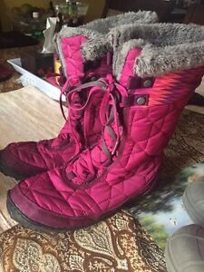 Columbia size 6 winter boots London Ontario image 1
