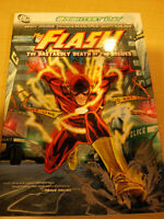 The Flash Death of the Rogues softcover trade comicbook