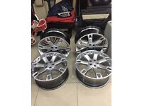 """LAND RANGE ROVER SPORT DISCOVERY VOGUE 22""""Inch ALLOY WHEELS BRAND NEW"""