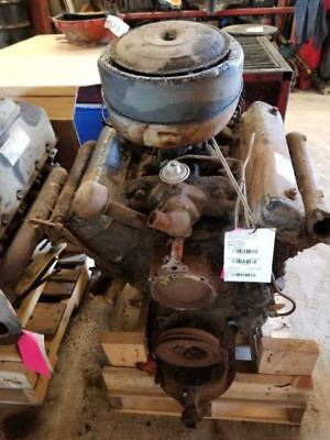 1956 FORD CORE ENGINE ASSEMBLY 8-272 V-8 455323