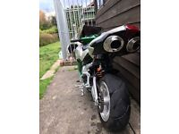 X-18 110cc midi moto only a few of these