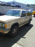 1994 GMC Jimmy SLT SUV, Crossover