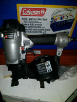 Porter-Cable Coil Roofing Nailer (RN175B) , lightly used