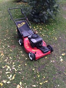 "Rally 22"" self propelled lawnmower $80 !!!! INNISFAIL"
