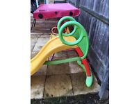 Smoby children's garden slide