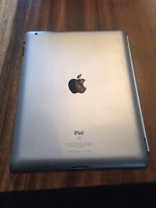 iPad 2 16 GO noir