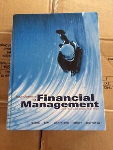 Financial management textbook. 9th edition