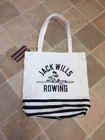 Jack wills tote bags