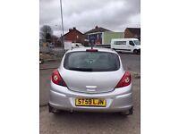 2010 Vauxhall Corsa 1.2 cheap car