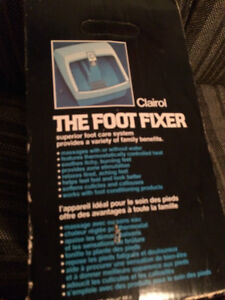Foot fixer, Clairol