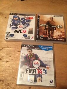 Various PlayStation 3 games Cambridge Kitchener Area image 2