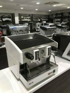 New 2 Group 15 Amp Wega Atlas Compact Commercial Coffee Machine Roselands Canterbury Area Preview