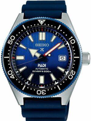 SEIKO PROSPEX AUTOMATIC PADI DIVE WATCH SBDC055 + Worldwide Warranty US*4