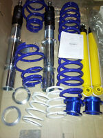 Coilovers suspension TuningArt Golf Mk5,MK6,  Jetta MK5,  Passat