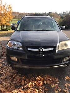 2004 Acura MDX for sale or trade leather 4x4 awd