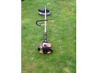 HOMELITE PETROL GRASS STRIMMER WORKS GREAT CAN BE SEEN WORKING CB5 £55