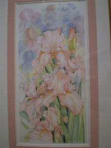 "Mary Dawn Roberts "" Velvet Petals "" Limited Edition Print Kitchener / Waterloo Kitchener Area image 3"