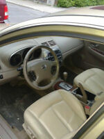 2003 Nissan Altima 3.5 v6 Berline