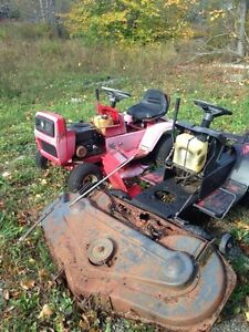 tractor lawnmower parts