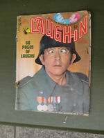 Vintage September 1969 Laugh-In Comic