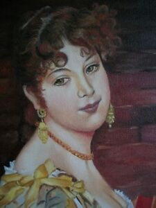 Oil Painting by Portrait Artist London Ontario image 2