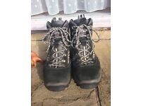 Size 12 Berhaus Gortex walking boots