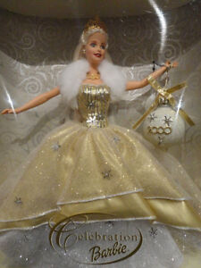 Barbie Celebration Special 2000 Edition Brand New Never Opened Kitchener / Waterloo Kitchener Area image 2
