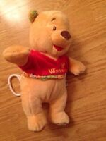 Musical attachable toy-Winnie the pooh