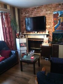 One bedroom flat to exchange