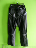 Ladies Teknic Leather Pants - NEW - Size 8 at RE-GEAR