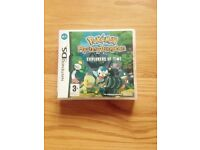 Pokemon DS game Mystery Dungeon Explorers of Time