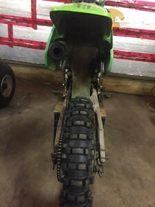 Kawasaki kx 80 $1000 or trade for a smaller bike of same value Kingston Kingston Area image 9