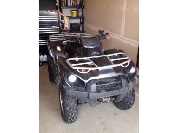 Used 2014 Kawasaki brute force