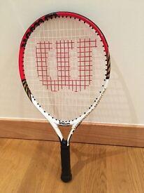 """Junior 19"""" Tennis Raquet"""