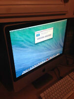 """Apple iMac 24"""" Core2 Duo 2.86GHz 4GB 500GB Uniway Computers"""