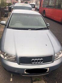 AUDI A4 1.9 TDI very good condition £1200 nego.