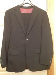 Men's suit, 38 Short