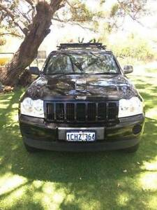 2006 Jeep Grand Cherokee Wagon 4.7L V8 with LPG Gas conversion Manning South Perth Area Preview