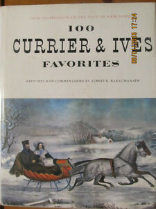 100 CURRIER & IVES FAVOURITES.